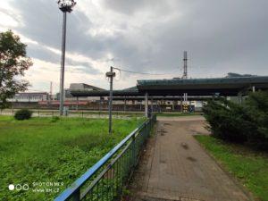 PC - Železničná stanica KNM