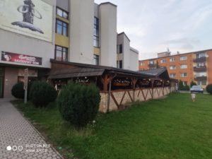 Gazdovský šenk - Krásno nad Kysucou