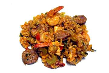Džambalája (jambalaya) – podrobný recept s fotkami